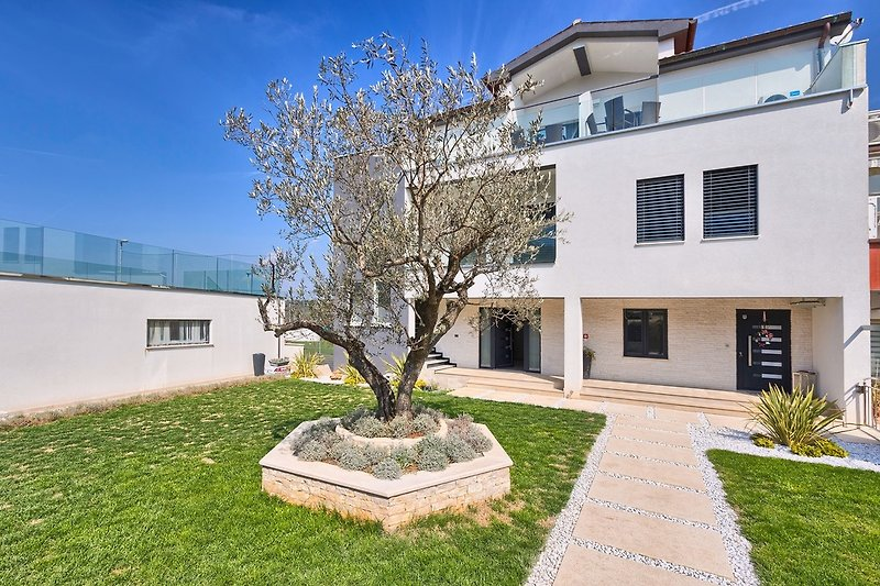 Apartments La Mer with wellness