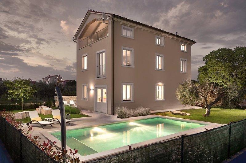 Villa Gala with private pool
