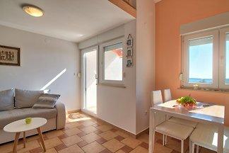 Apartment Ariel 250 m vom Strand