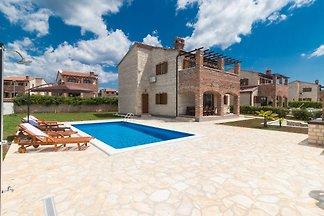 Villa Valerie mit privatem Pool