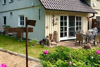 Ferienhaus Koralle Fischerhof Born