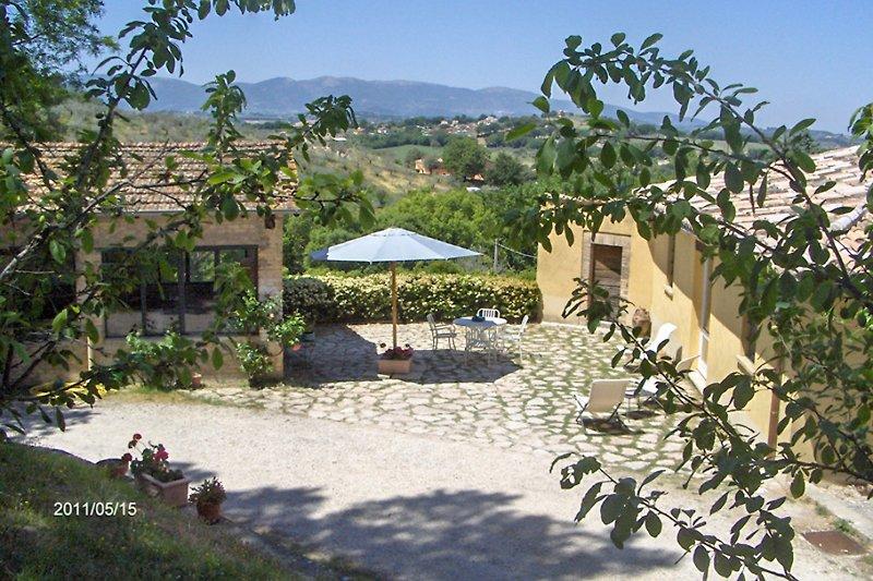 Terrazza-giardino