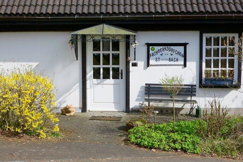 Eingang Haus 1