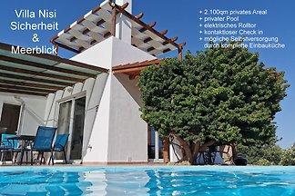 Villa Nisi Agia Galini 100 m², Pool