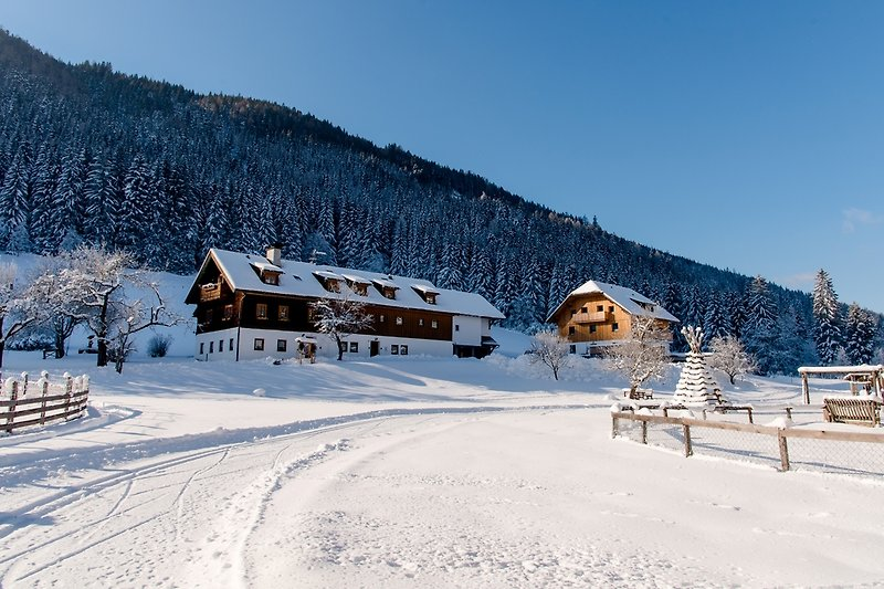 Ferienparadies Winter