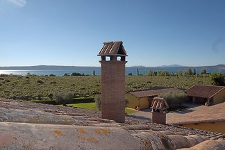 Apartment Bolsena lake