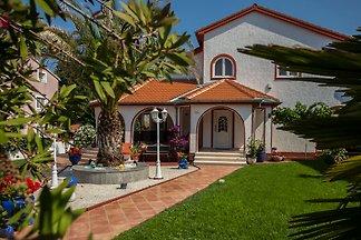 Villa Vallis Aurea per 8 + 2 persone