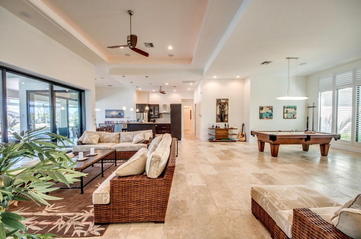 Villa Arte Vita In Cape Coral Firma Intervilla Frau Laila Marti
