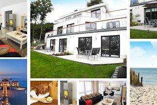 Strandhaus Manatee App mit Terrasse