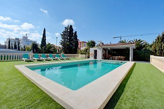 Villa Maravillas 2 with POOL&TENNIS