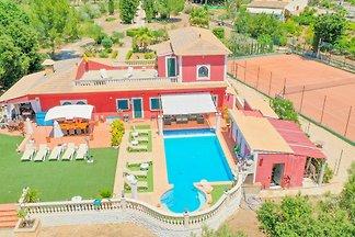 Villa Segundo POOL&TENNIS&MINIGOLF