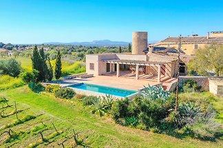 Villa Son Bennassar INFINITY POOL