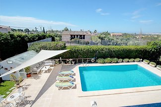 Villa Sa Cabaneta with POOL+TENNIS