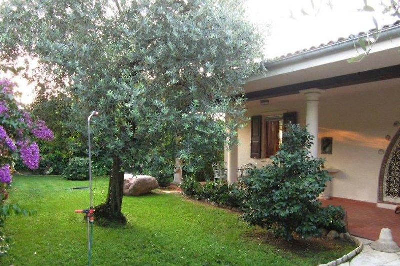 Garda, Fewo Villa Christine, Außenansicht