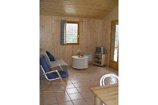 Gite-chalet 3* -étang privé