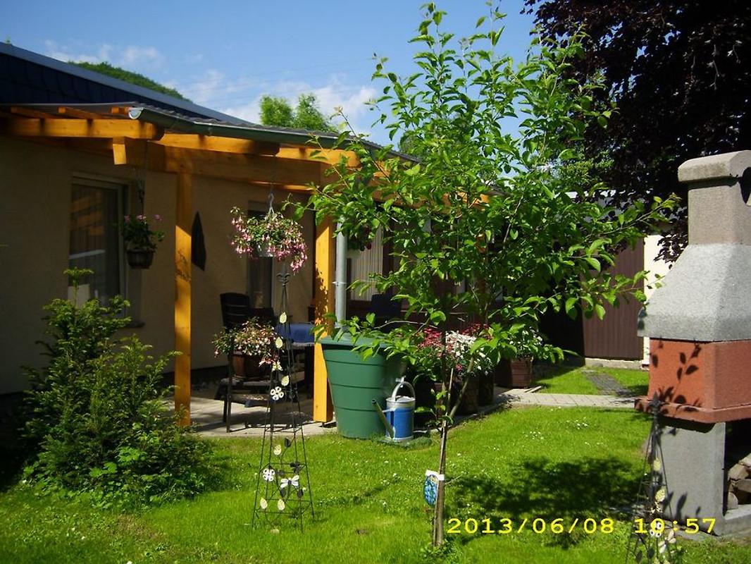 bungalow harz ferienhaus in wernigerode mieten. Black Bedroom Furniture Sets. Home Design Ideas