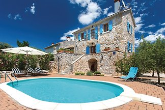 Schöne Villa Margaret auf Krk