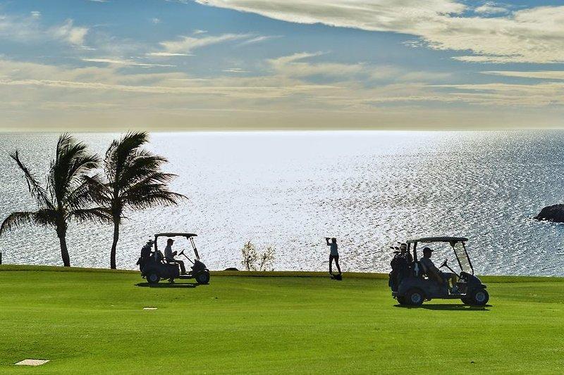 Golfplatz Meloneras