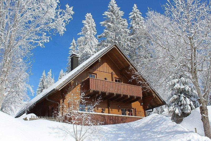 John.B lodge - Winter