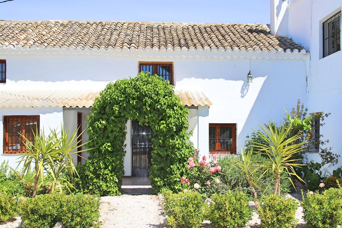 casa solariega luxury mansion - burg/schloß in alicante & umland mieten