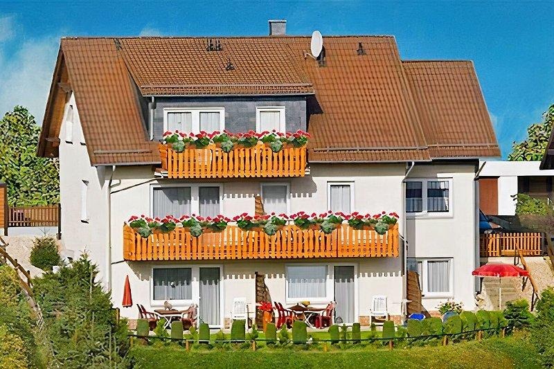 Willkommen zum Urlaub im neu erbauten Haus Nietmann in Altenau im Oberharz