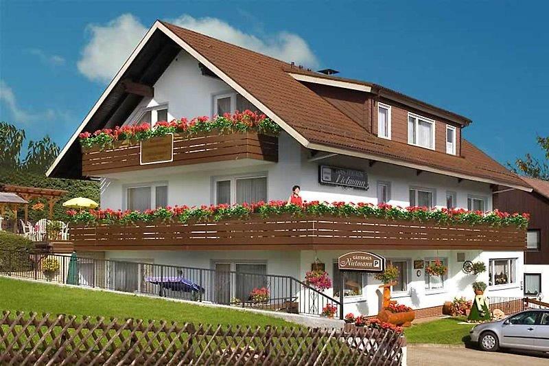 Gästehaus Nietmann Vom ADAC & AVD empfohlen