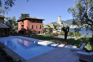 Holiday flat in Malcesine