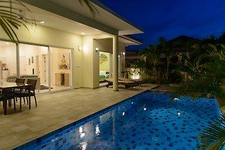 Pool Villa Ferienhaus Hua Hin