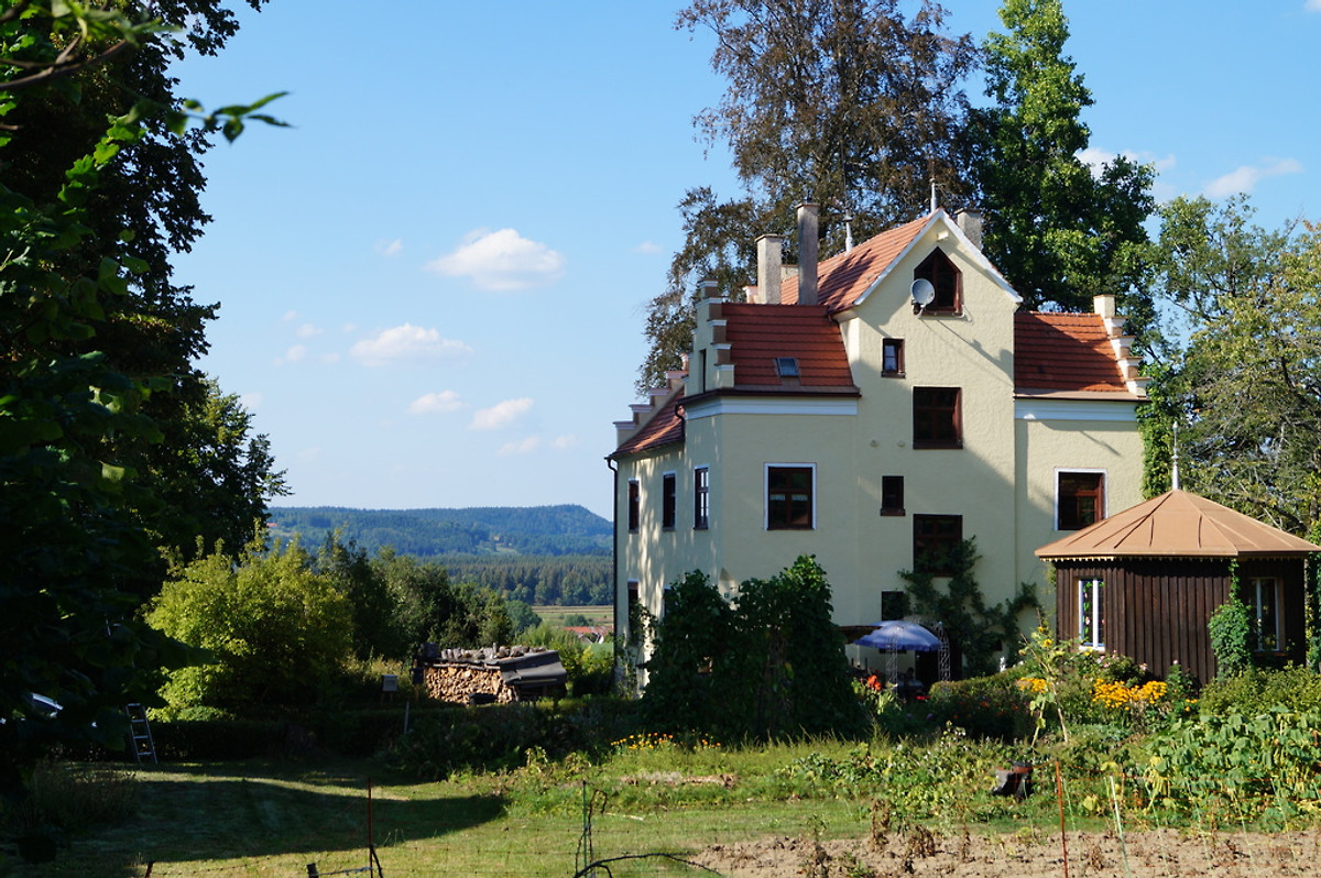 Villa ludwigsh he in isny frau g res for Apartment bodensee