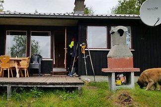 Ferienhaus in Norwegen am Fjord