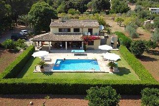 Finca Villa Lluc, Pollenca,Mallorca