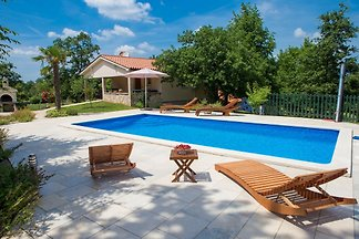 Holiday home relaxing holiday Žminj