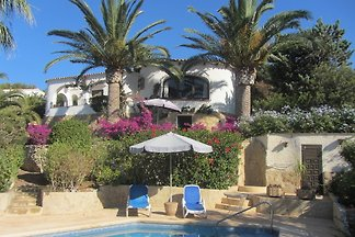 Ferienhaus, Pool, Palmengarten