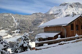 Haus Dolomitenblick an der Skipiste