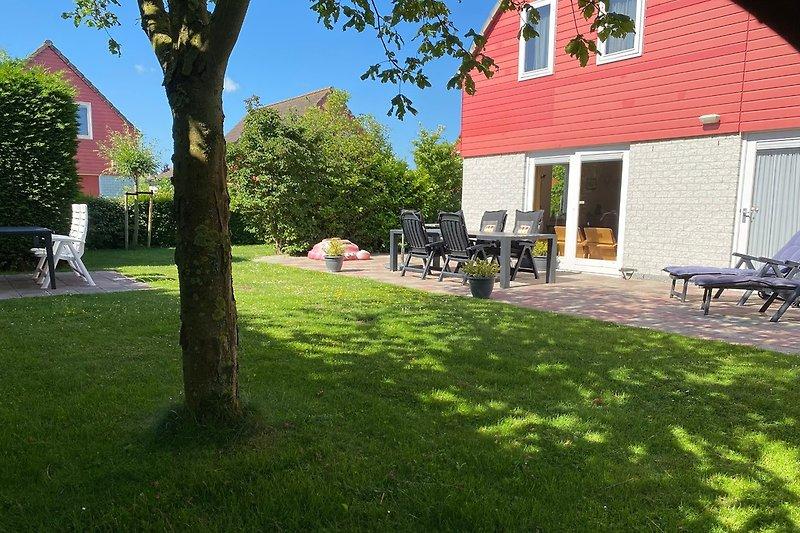 Grosse Garten 505 m2
