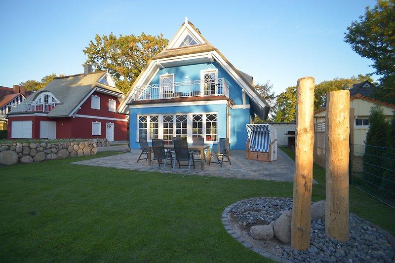 Haus Himmelblau