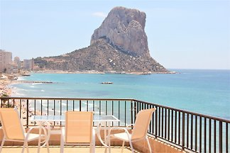 Holiday flat in Calpe