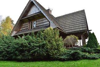Dom w stylu góralskim