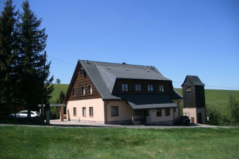 Haus Bergblick in Holzhau Alte Straße 160