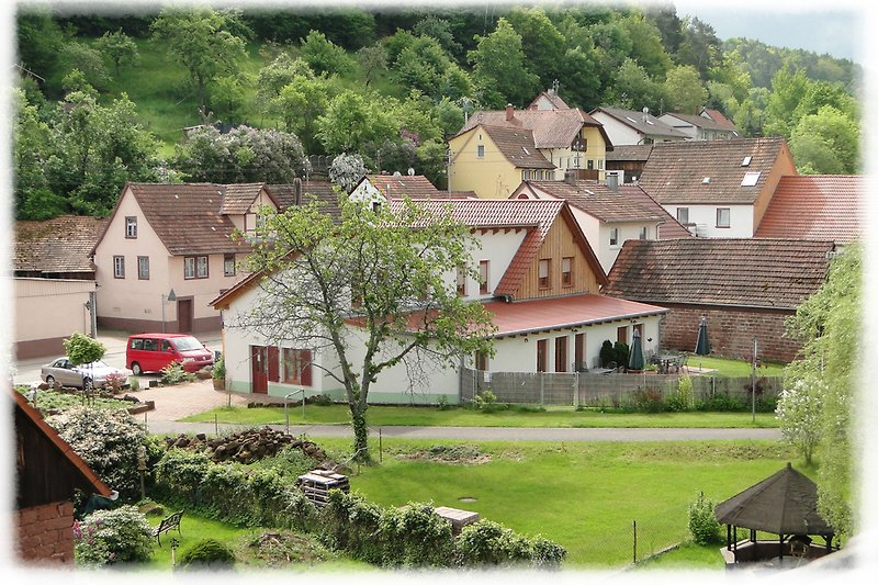 Landhaus Überblick