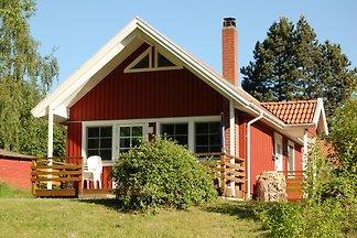 Schwedenhaus im Ferienidyll