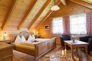 Ferienhaus mit eigener Sauna
