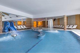 Ferienwohnung mit Pool und Wellness