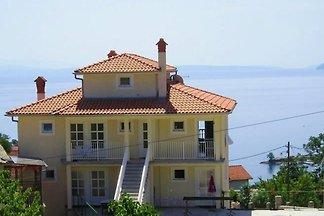 Ferienwohnung mit Klimaanlage und Meerblick