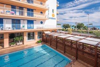 Vakantie-appartement in Pineda de Mar