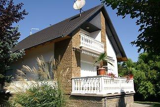 Vakantiehuis Ontspannende vakantie Balatonkeresztúr