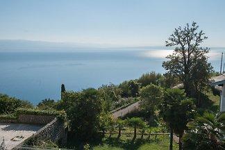 FerienWohnung mit Terrasse, Meerblick und