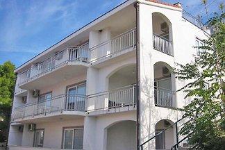 Appartement Vacances avec la famille Baška Voda