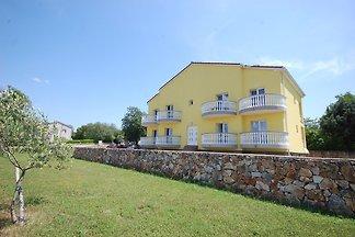 Apartament w Malinska
