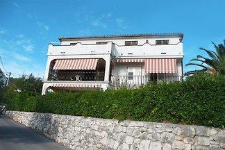 Ferienwohnung nur 50 m von der Adria entfernt